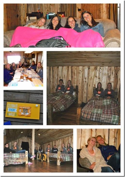 cabin fun