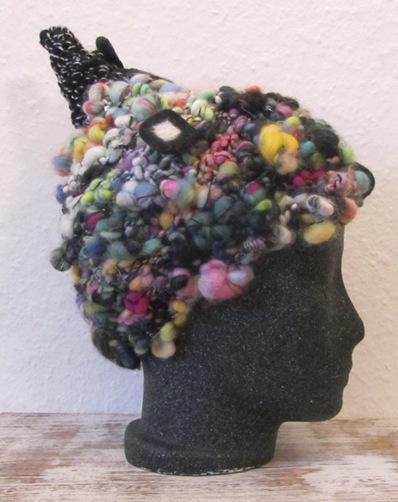 Art Yarn 3 - Mütze