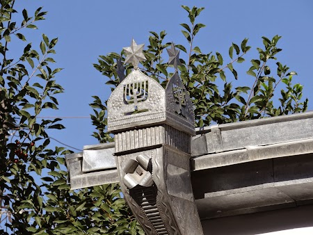 41. Streasina din sinagoga.JPG