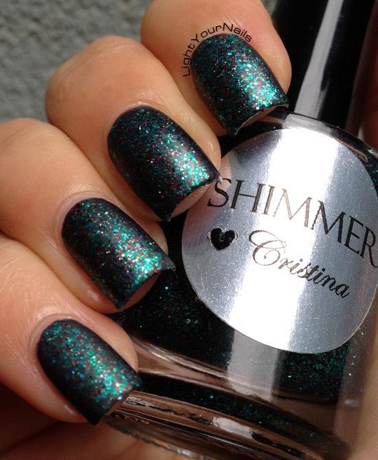 Shimmer Cristina matte