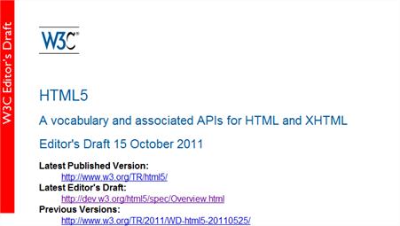 29 sitios importantes para poder aprender y conocer más sobre HTML5