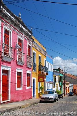 casas coloridas olinda