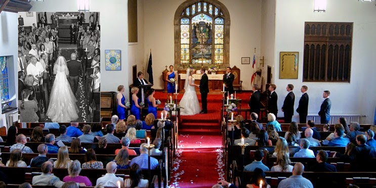 Annie Wright School Wedding