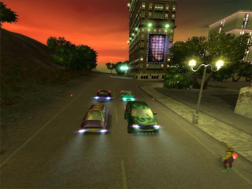 Descargar City Racing gratis