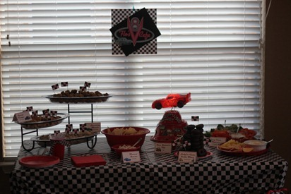 Cars Party 16