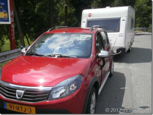 Henk - Dacia Stepway en Caravan 04