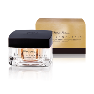 FM kd1 I Подмладяващ дневен крем Gold Regenesis (Anti-ageing day cream)