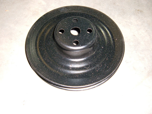 Pulleys, we have most, many different ones used from 1953-66, call.