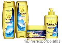 Nova Linha Tutannol Fortificante dos Cabelos   Hidratação