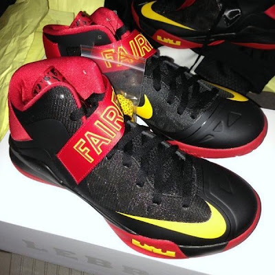 nike zoom soldier 6 pe fairfax away 1 01 First Look at Nike Zoom Soldier VI Fairfax Away PE