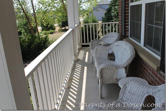 2012-07-05 Porch Railing 2012-07-05 001