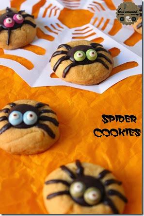 Spider Cookies 6