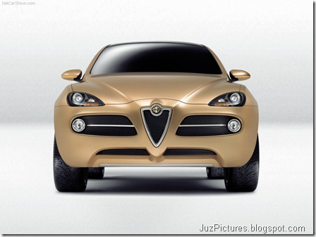 Alfa Romeo Kamal Concept4