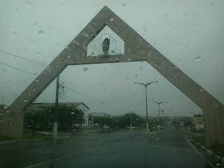 Em Acopiara choveu bem durante a madrugada