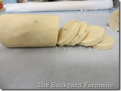 lemon lavender shortbread  - The Backyard Farmwife