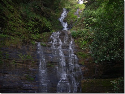 Cachoeira corrego Extrema - Brasilândia de Minas03