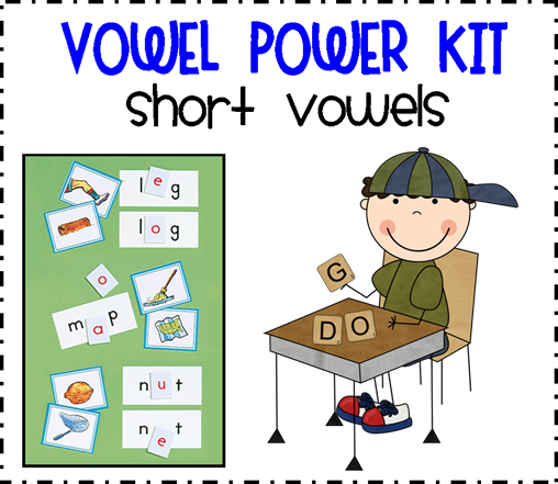 short vowel power