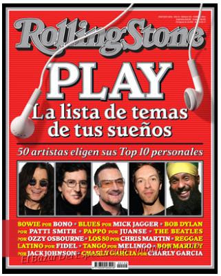 Agenda rockera 2011 en revista rolling stone argentina el for Revistas del espectaculo