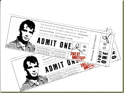 Beat Museum Tickets