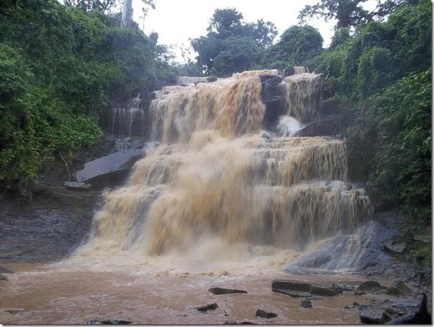 Kintampo Falls
