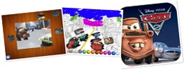 View Cars2 Storybook