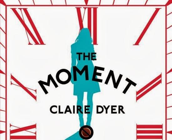 Claire Dyer's The Moment Book Thumbnail