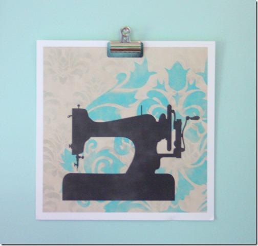 Lori A McKee print