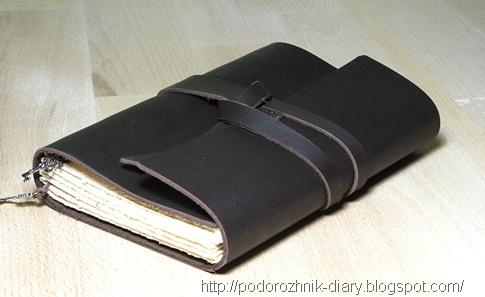 кожаный блокнот 2