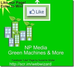 NP Media Like page