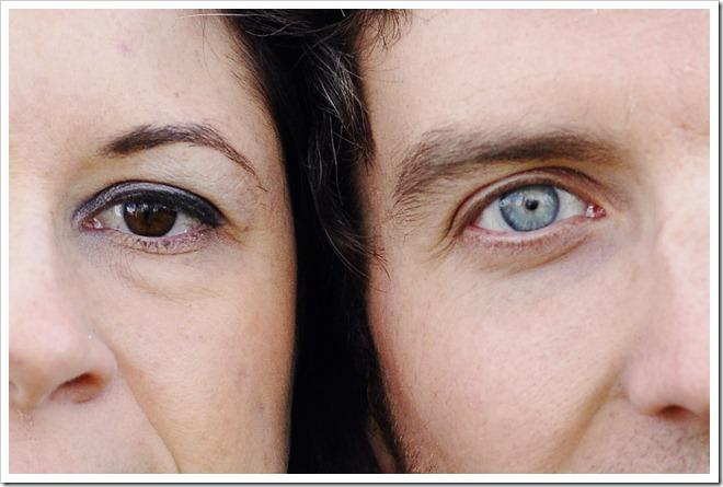 Their eyes