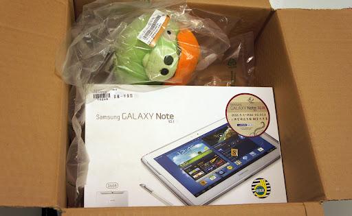 [Tablet] 資訊匯集、知識管理的超級助理:GALAXY Note 10.1開箱與應用心得分享!
