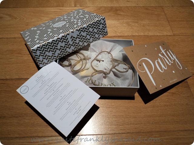 Joliebox Beauty Box 2
