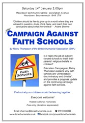 Faith School Poster