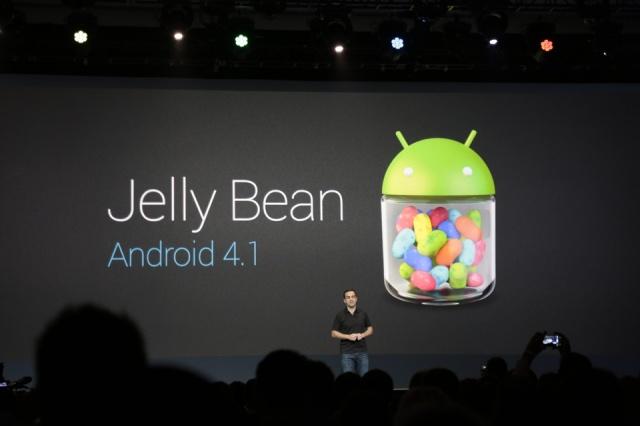 Samsung Galaxy con Android 4.1
