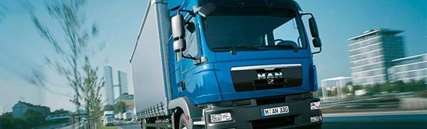 Camiones MAN TGM