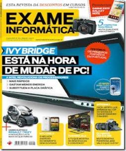 Exame Informática – Edição 204 – Junho de 2012