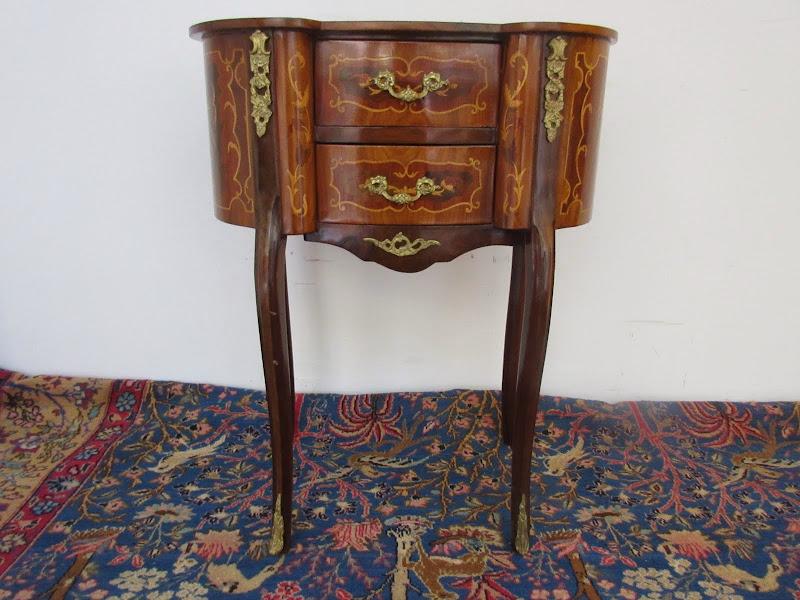 Louis XVI Style End Table 2