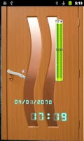 Screenshot of Open Phone Lock Door