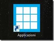 Come aprire app Windows 8 dal Desktop senza andare nella schermata Start