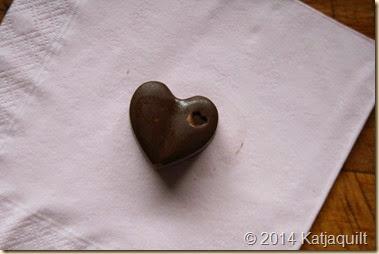 Eiskonfekt-Herz
