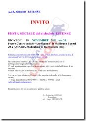 INVITO FESTA SOCI CICLOCLUB ESTENSE_01