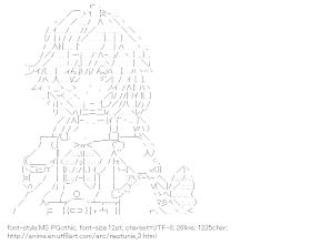 [AA]Plutia (Hyperdimension Neptunia)