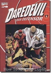 P00017 - Daredevil - Coleccionable #17 (de 25)
