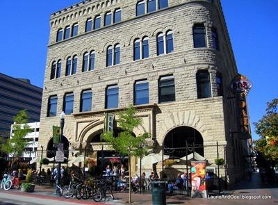 Old Boise building