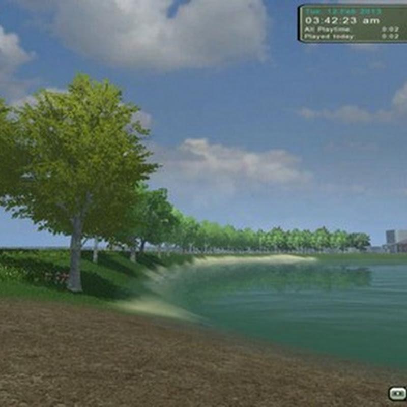 Farming simulator 2013 - Smalltown v 2