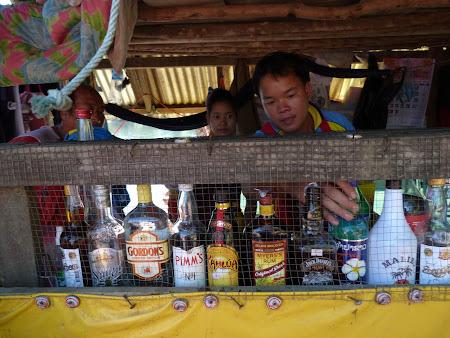 Bar Laos