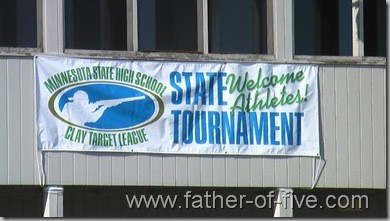 Minnesota State High School Clay Target League State Tournament 2011