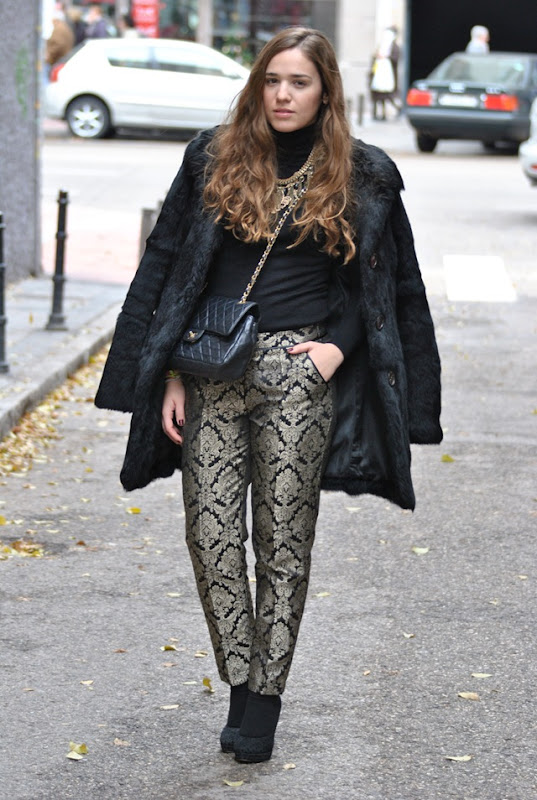 Baroque pants