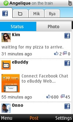 Descargar eBuddy Messenger para celulares gratis