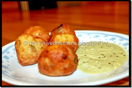 Mysore Bonda - IMG_0594